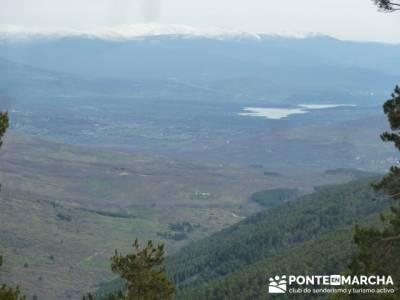 Cascada de Mojonavalle - Sierra de la Morcuera;senderismo menorca